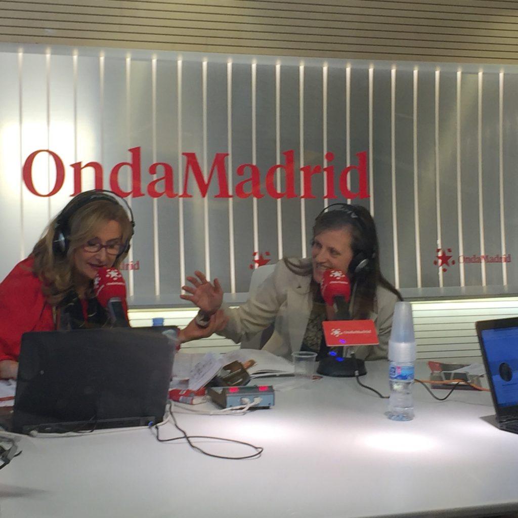 Entrevista Nieves Herrero