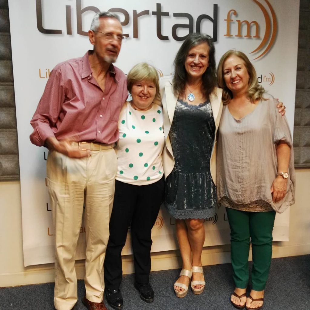 Entrevista Libertad FM