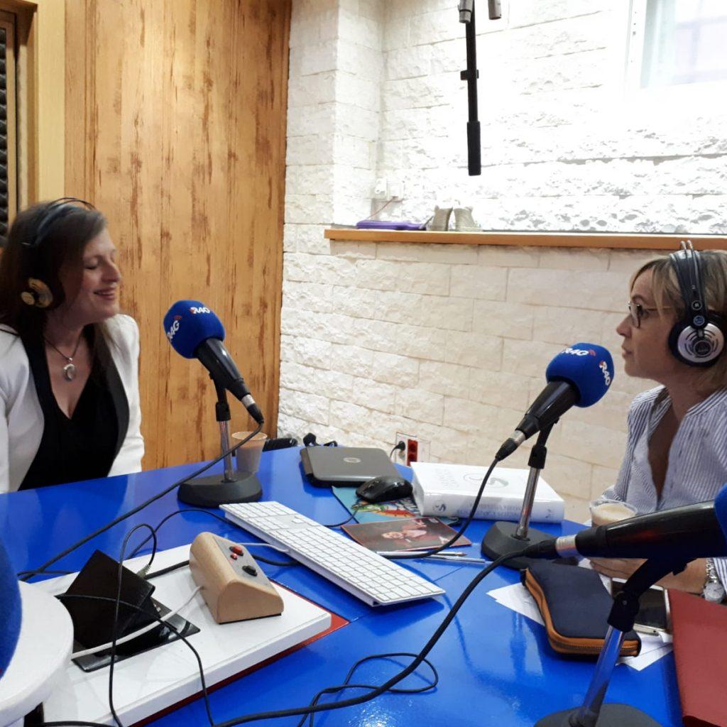 Entrevista Radio 4G