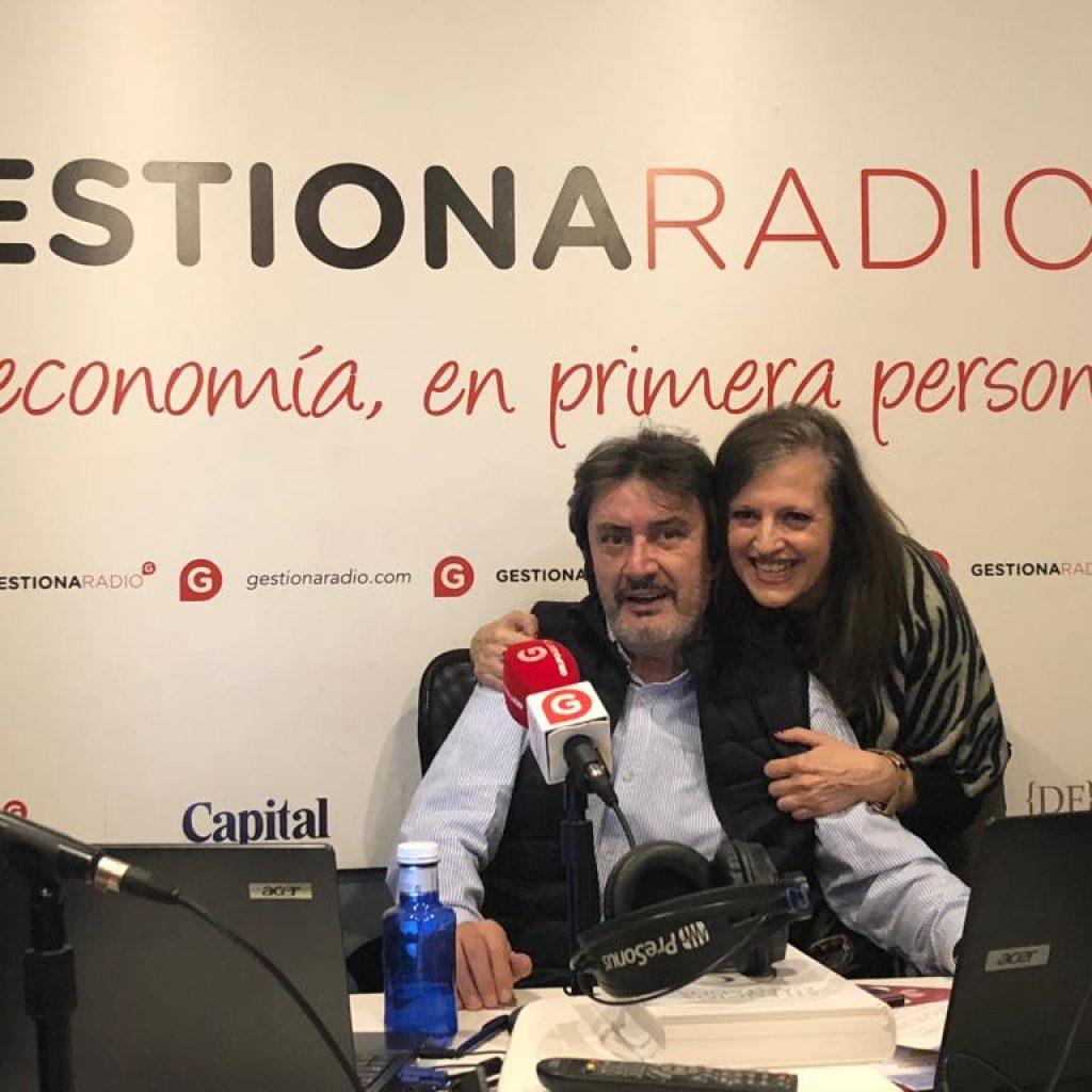 Entrevista Gestiona Radio