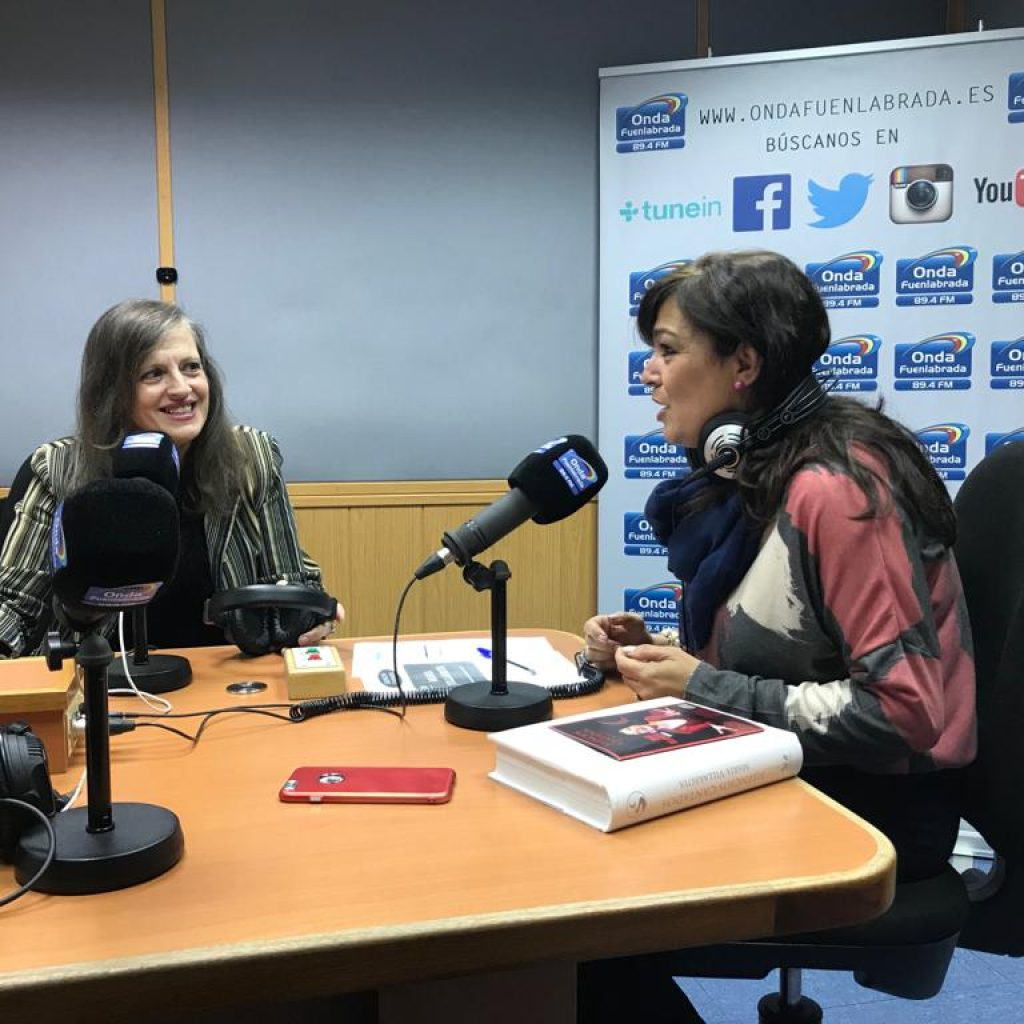 Entrevista Onda Fuenlabrada