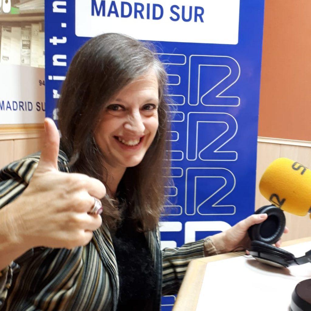 Entrevista Cadena Ser Madrid Sur