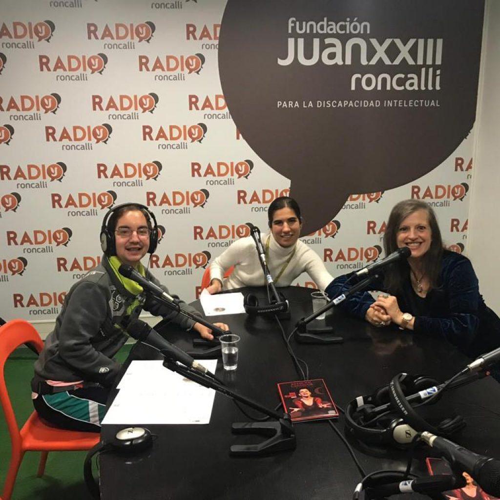 Entrevista Radio Roncalli