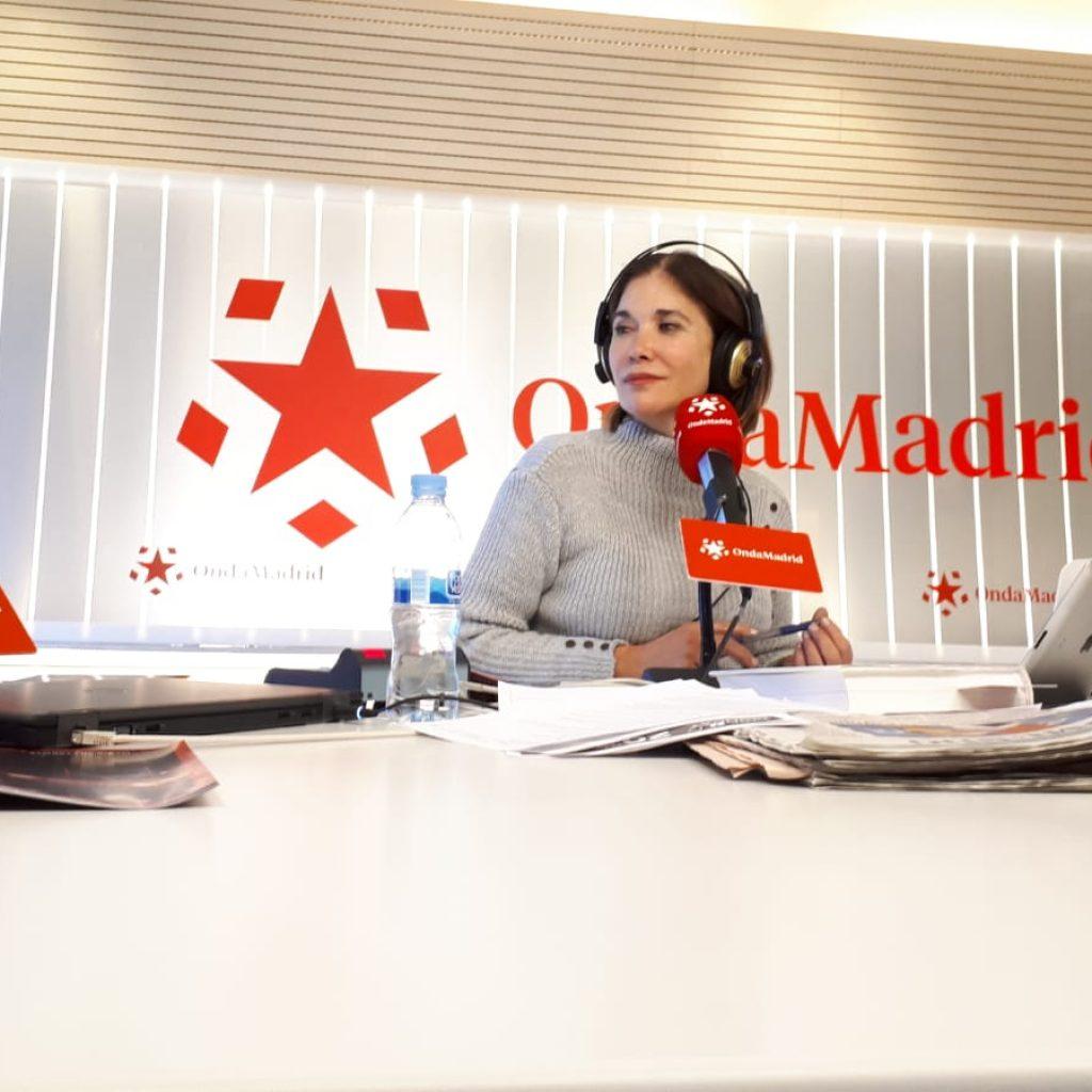 Entrevista Onda Madrid