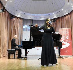"""María Villarroya presenta en la SGAE """"SILENCIOS CANTADOS. EL MUSICAL"""""""