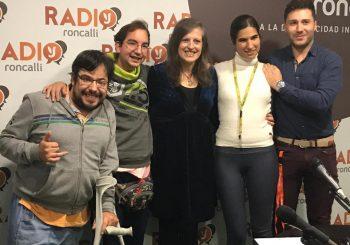 ENTREVISTA EN RADIO RONCALLI