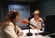 """ENTREVISTA PARA EL PROGRAMA """"VIDA PLENA"""" DE LIBERTAD FM"""