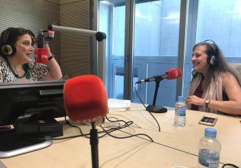 """ENTREVISTA EN """"ESPAÑA.COM"""" EN RADIO5 TODO NOTICIAS DE RNE"""