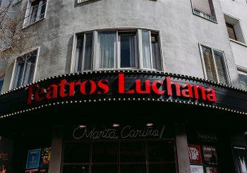 SILENCIOS CANTADOS EN LOS TEATROS LUCHANA