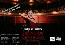 NUEVA TEMPORADA DE SILENCIOS CANTADOS, EL MUSICAL