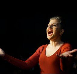 """María Villarroya prepara su desembarco en Buenos Aires con su Musical """"Silencios Cantados"""""""