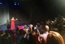 María Villarroya se despide del público español con una actuación estelar